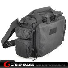 图片 CORDURA FABRIC Tactical Computer Bag Black GB10019