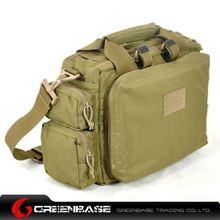图片 CORDURA FABRIC Tactical Computer Bag Khaki GB10020
