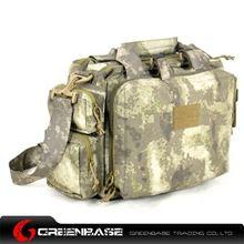 图片 CORDURA FABRIC Tactical Computer Bag A-TACS GB10022