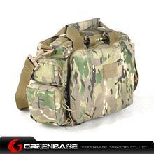 图片 CORDURA FABRIC Tactical Computer Bag Multicam GB10023