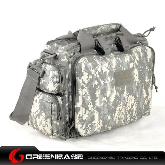 Picture of CORDURA FABRIC Tactical Computer Bag ACU GB10024