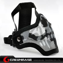 Picture of Tactical CM01 Strike Mesh Half Face Mask Skull GB10062