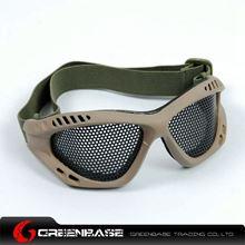 Picture of TMC0403 Metal Wire Goggle Khaki GB10066