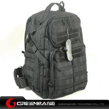 Picture of CORDURA FABRIC Tactical Backpack Black GB10128