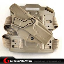 Picture of Tactical Equipment Clip for GLOCK 17 TAN NGA0951