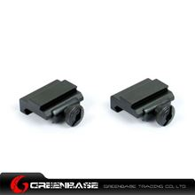 Picture of 20mm Weaver Rail conver to 11mm Dovetail Rail Adapters NGA0214