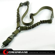 Picture of High Strength One Point Sling Green NGA0023