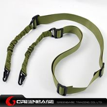 Picture of High Strength Two-Point Sling Green NGA0033
