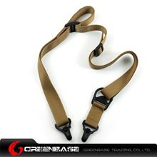 Picture of Unmark MS3 Type Multi Mission Sling System TAN NGA0038