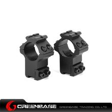 Picture of Extension 1 inch RifleScope Ring for Dovetail Rail NGA0847