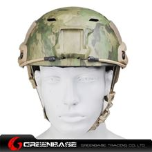 Picture of  NH 01003-AT-FG FAST Helmet-BJ TYPE AT-FG GB20035