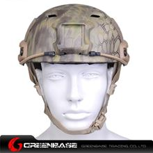 图片  NH 01003-Mandrake FAST Helmet-BJ TYPE Mandrake GB20042