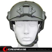 Picture of  NH 01101-OD FAST Helmet-Maritime TYPE OD GB20045