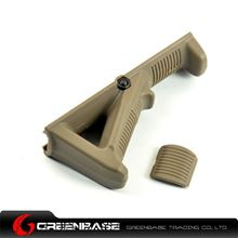 Picture of Unmark Angled Fore Grip AFG2 Dark Earth GTA1082