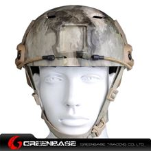 Picture of  NH 01003-A-TACS FAST Helmet-BJ TYPE A-TACS GB20034
