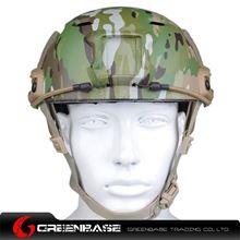 Picture of  NH 01003-MC FAST Helmet-BJ TYPE Multicam GB20033