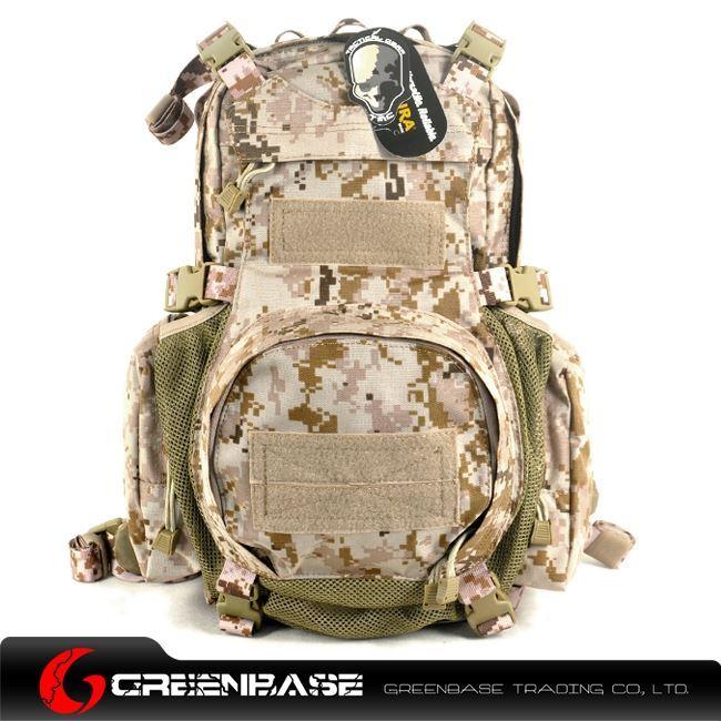 TMC1467 MOLLE Kangaroo Pack AOR1 GB10146 . AR-15, AK-47 ...
