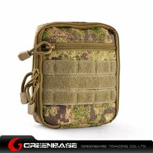 Picture of 9070# 1000D Tool bag Green Camouflage GB10194