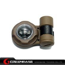 Picture of  EX 079 Element VIP Light IR Seals Version TAN GB20115