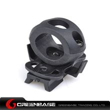 Picture of  NH 03003-BK Single Clamp for 1inch Flashlight Black GB20130