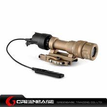 Picture of GB QD M952V Dual Output Flashlight Dark Earth NGA0689