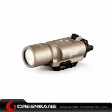 Picture of GB X300 LED WeaponLight Dark Earth NGA0690