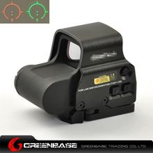 Picture of GB EXS2 Red & Green T Dot Reticle Scope Black NGA0729