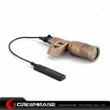 Picture of GB IFM CAM Dual Output Flashlight Dark Earth NGA0897