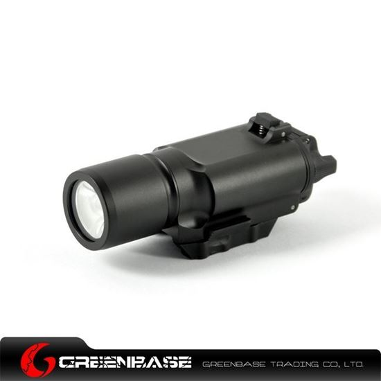 Picture of Unmark X300 LED WeaponLight Black NGA0474