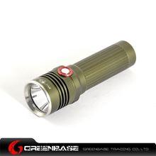 Picture of GB S1 2-Modes 1000 Lumens CREE XM-L T6 LED Flashlight Green NGA0463