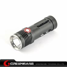 Picture of GB S2 2-Modes 1000 Lumens CREE XM-L T6 LED Flashlight Black NGA0464
