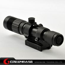 Picture of Tactical 2 in 1 Green Laser scope and Flashlight NGA0272