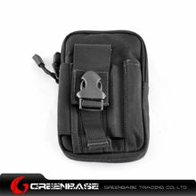 Picture of 9134# 1000D Backpack attachment bag Black GB10226