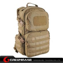 Picture of 9029-B# Tactical Backpack Coyote Brown GB10295