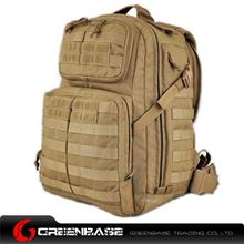 Picture of 023# Tactical Backpack Coyote Brown GB10332