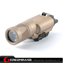 Picture of GB X300V Light Dual-Output WeaponLight Dark Earth NGA0997