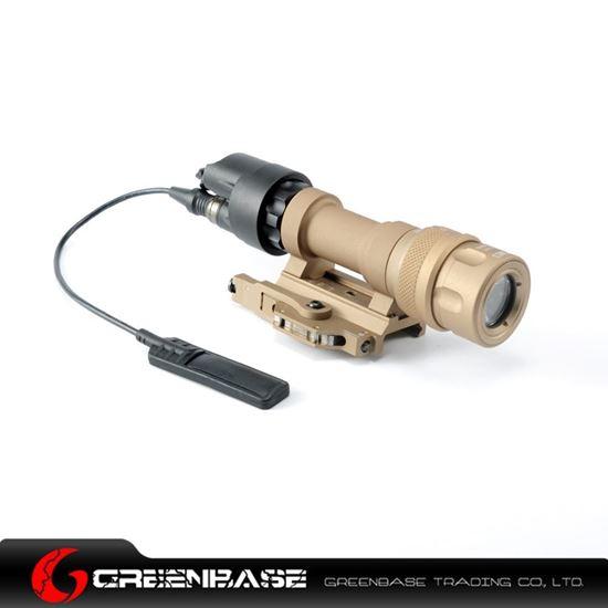 Picture of NB M952V Dual Output Flashlight Dark Earth NGA1033
