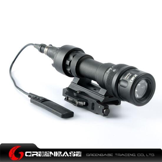 Picture of NB M952V Dual Output Flashlight Black NGA1032