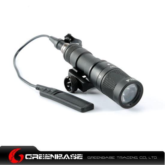 Picture of NB M300V Dual Output Mini Scout Light Black NGA1020