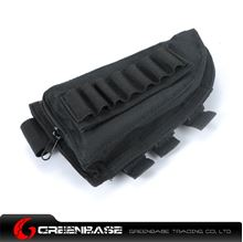Picture of NB Rifle Stock Pouch Black BTA0110