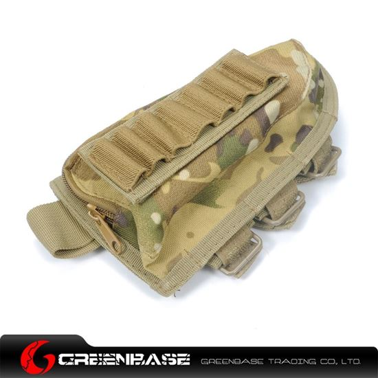 Picture of NB Rifle Stock Pouch Malticam BTA0112