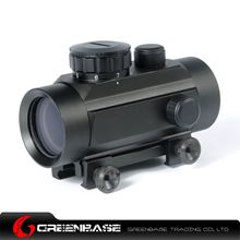 Picture of Tactical 1X35 Red Dot Rifle Pistol Sight Rifle Scope Fit For 20mm Rail For Hunting Black NGA0135