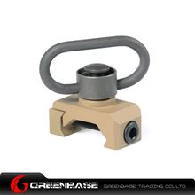 Picture of Unmark CNC QD Sling Attachment Mount Dark Earth NGA0245