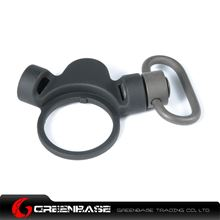 Picture of Unmark Steel Dual Side QD Sling Swivel Black for GBB NGA0385