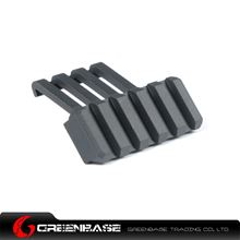 Picture of Tactical One Clock Mount base for 20mm Rail Black NGA0468