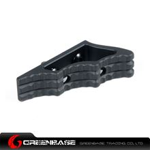 Picture of NB CNC M-LOK Angled Grip Black GTA1353