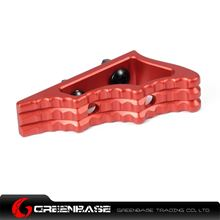 Picture of NB CNC M-LOK Angled Grip Red GTA1359