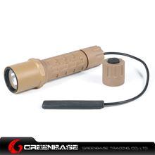 Picture of GB G2 Single-Output Flashlight TAN NGA0753
