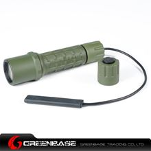Picture of GB G2 Single-Output Flashlight Green NGA0754
