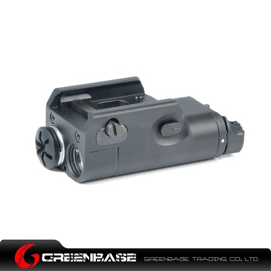 Picture of NB SF XC1 LED Ultra Compact Handgun Light Black NGA1154